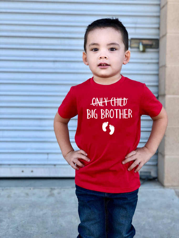 pregnancy announcement gender reveal big brother shirt sibling shirt Band of Brothers tshirt brother tshirt little brother shirt