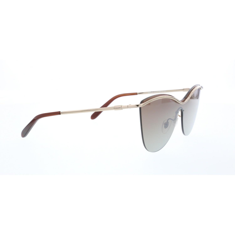Women's sunglasses os 2865 03 metal gold polycarbonate butterfly cat eye 58-16-140 osse