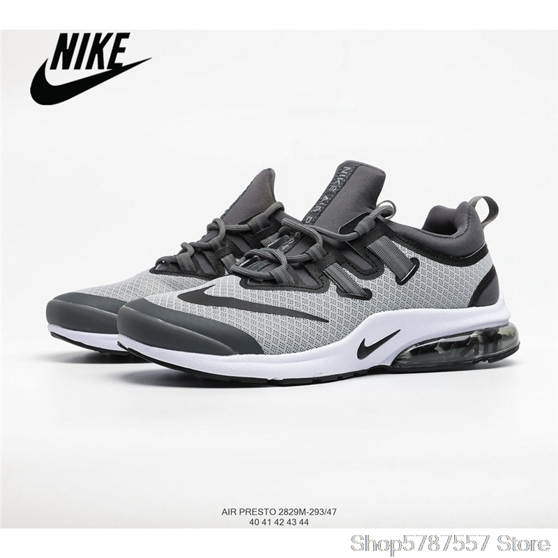 Nike Air Presto Nike King's new breathable mesh surface comfortable cushioning men's sports running shoes