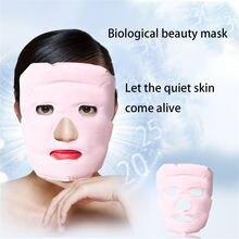 1 шт Красота подтяжки лица турмалиновая маска магнитотерапевтический
