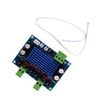 FULL-TPA3116D2 2x120 W шасси специальный штекер 5 V-24 V-28 V Выход высокое Мощность цифровой HIFI усилитель доска