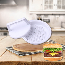 Handicraft Burger Kitchen Gadgets  Burger Suppressor  Hamburger Pressure  Multi-functional Burger Patty Mould Home Accessories corner burger