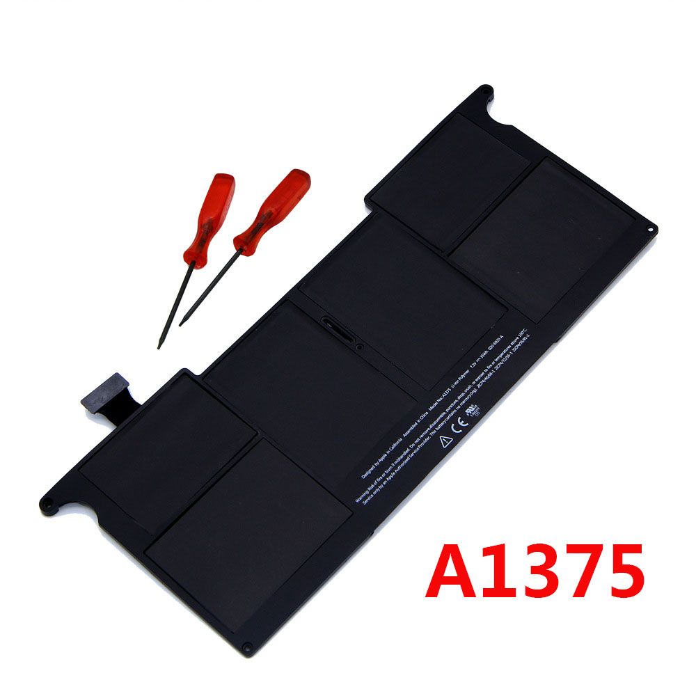 High Quality A1375 Laptop Battery For Apple MacBook Air 11