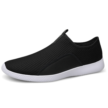 Men's Casual Shoes Fashion Mesh Light Man Sneakers Running Shoes Breathable Jogging Men Shoe Plus Size 46 Dropshipping 2019 popular breathable men luxury brand trail running shoe plus size46 athletic sneakers for men jogging shoe sneakers for men