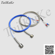 K Type Magnetically Absorbable Surface Thermocouple Temperature Probe T Type High Temperature Resistance Sensor