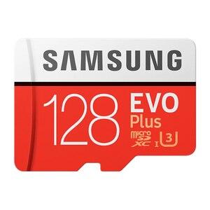 Image 5 - SAMSUNG Micro SD 512G 메모리 카드 256GB 128GB 64GB 100 메가바이트/초 SDXC C10 U1U3 UHS I MicroSD TF 플래시 카드 32GB 스마트 폰/태블릿 용