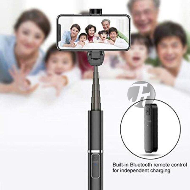 Bluetooth селфи палка штатив выдвижная складная монопод для iPhone11 XR для Samsung Xiaomi и Huawei телефон пульт дистанционного управления затвором