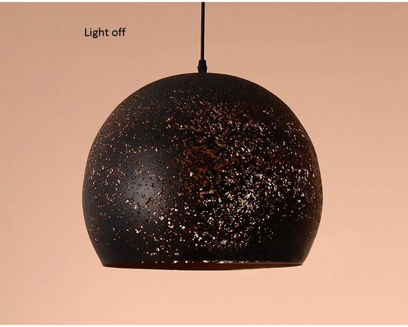Luminária led nórdica moderna, luminária suspensa para