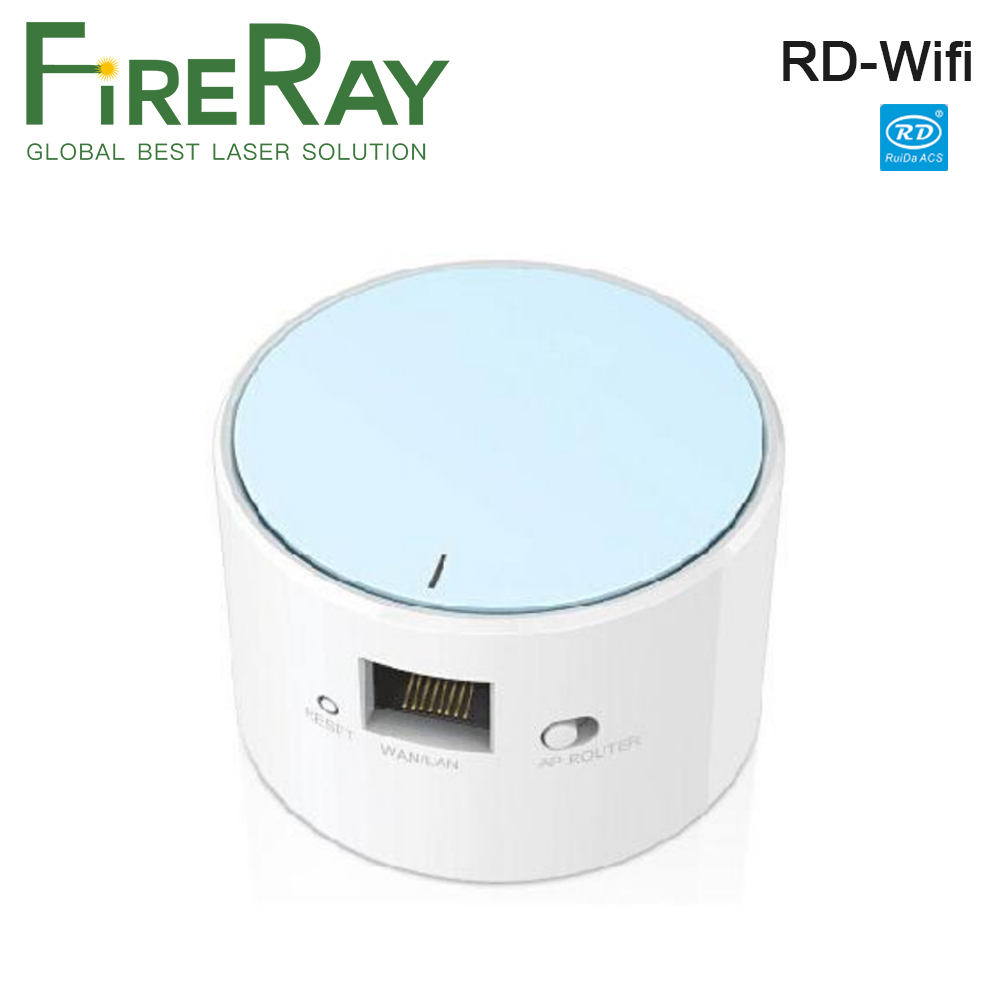 FireRay Ruida RD-WIFI Wireless Networking Instruction And Wireless Operating Handle BWK301R For RDC6442G RDC6442S