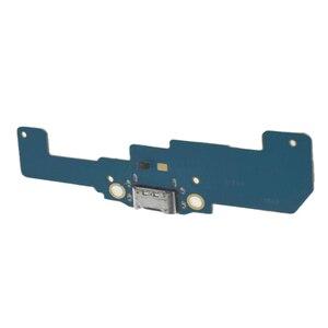 Image 3 - 1Pcs USB Lade Dock Port Flex Kabel für Samsung Galaxy Tab EINE T590/T595