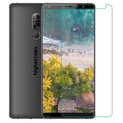На Алиэкспресс купить стекло для смартфона tempered glass for highscreen power five max 2 5.99дюйм. 9h 2.5d protective film explosion-proof clear lcd screen protector cover