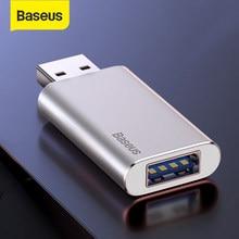 Baseus USB Falsh lecteur USB 3.0 Falsh disque 16GB 32GB 64GB stylo lecteur pour ordinateur voiture musique clé USB U clé mémoire disque Fash