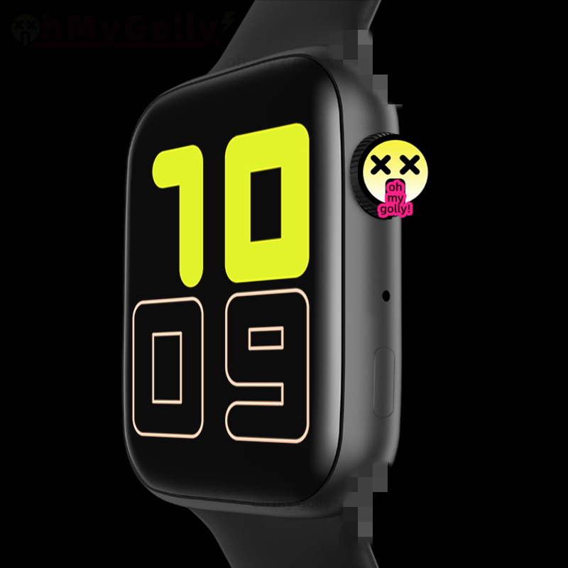 <font><b>IWO</b></font> 10 Smart Watch Women Men <font><b>44mm</b></font> ECG Heart Rate Monitor Sport Activity Tracker Relogio <font><b>Smartwatch</b></font> for Apple X6 <font><b>iwo</b></font> <font><b>8</b></font> 12 13 w34 image