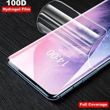100D pełna osłona ekranu dla Umidigi A7 Pro 6 3 #8222 hydrożel Film dla UMIDIGI F2 S5 Pro moc 3 Nano żel Film nie szkło tanie tanio iRepair-You CN (pochodzenie) Przedni Film Telefon komórkowy