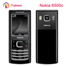 Original Nokia 6500c Mobile Phone 3G Unlocked 6500 Classic Phone Refurbished