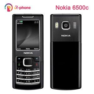 Image 1 - Original Nokia 6500c Mobile Phone 3G Unlocked 6500 Classic Phone Refurbished