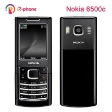 Orijinal Nokia 6500c cep telefonu 3G Unlocked 6500 klasik telefon yenilenmiş