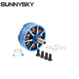 Бесщеточный мотор Sunnysky R2306 KV2300 KV2500 KV2700 3-5S 2cw 2ccw для радиоуправляемых игрушек, FPV Racer Drone, 4 шт./лот