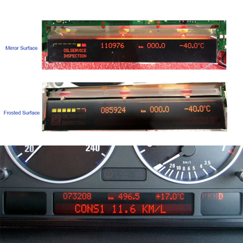 Instrument Cluster LCD Display Screen For BMW X5 E53 E38 E39(-2003) Dashboard Pixel Repair image