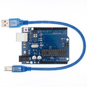 "Image 4 - 10 סט ATMEGA328P פיתוח לוח מח""ש ATMEGA16U2 עבור UNO R3"