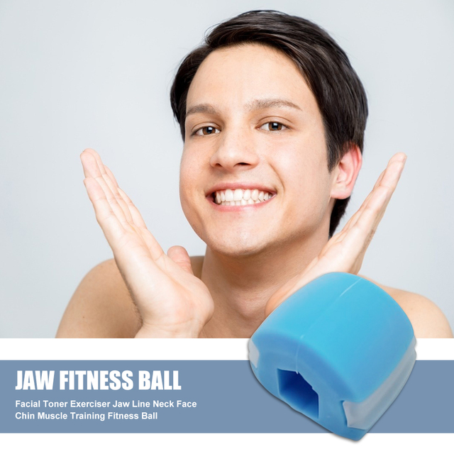 Jaw Fitness Ball