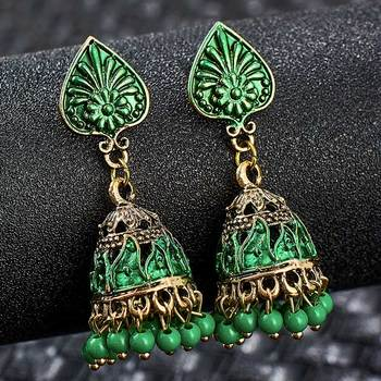 Fashion Metal Dangle Earrings Earrings Jewelry Women Jewelry Metal Color: S01140