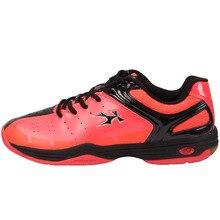 Касон обувь для бадминтона Мужская обувь ультра-светильник профессиональная обувь для тренировок Нескользящая противоскользящая светильник кроссовки подкладка спортивная обувь