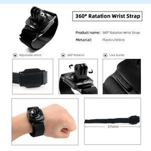 Image 5 - Case Statief Mount Stick Voor Gopro Hero 7 6 5 Accessoires Sessie Voor Xiaomi Yi 4K Action Sport Camera go Pro Accessoires Kit