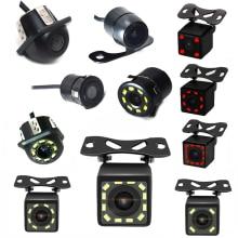 Caméra de Vue Arrière de voiture de Grand Angle de Stationnement Inversé CCD Étanche LED Automatique Moniteur de Sauvegarde Universelle pour BMW Nouveau HD Vision Nocturne