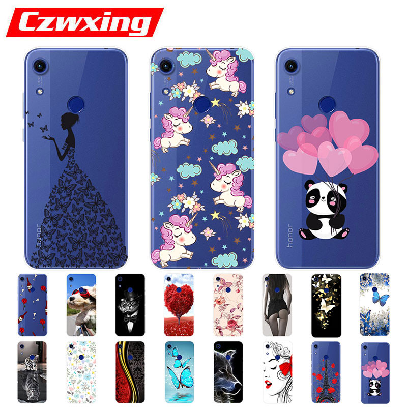 miglior servizio 1ce53 c912c Honor 8A Case For Huawei Honor 8A Case Silicone TPU Cute Back ...