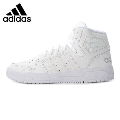 Meados de Sapatos de Skate Nova Chegada Original Adidas Entrap Feminino Tênis Neo
