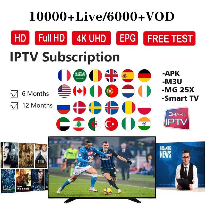 Europe Iptv Subscription Italian French Polish Belgium Turkish Canada Portugal UK Iptv Code Hot Club Xxx Free Test M3u
