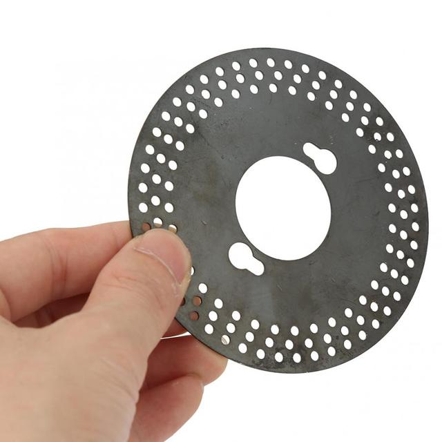 Plaque dindexation de Table rotative en fer cnc, 36/40/48 trous Z023, machine cnc