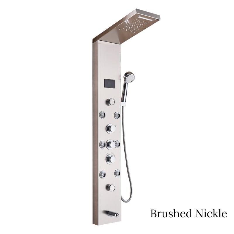 Brushed Nickle b