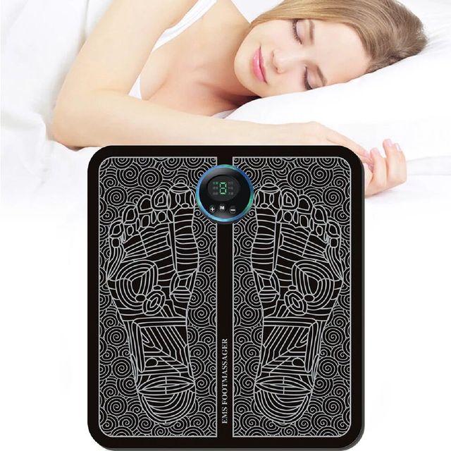 Portable foot massager mat 2