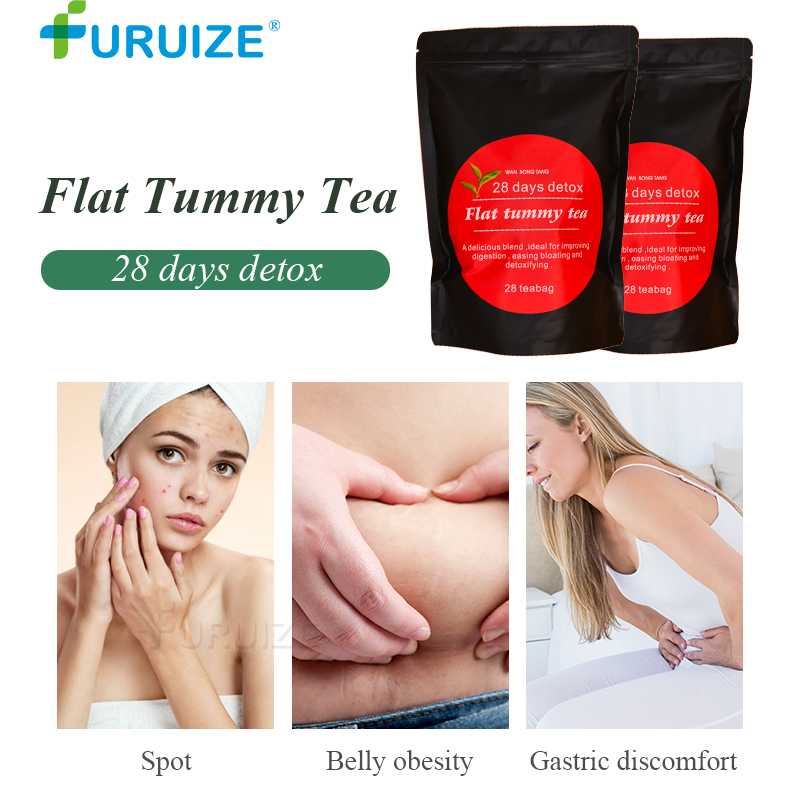 10 bag Weight Loss product <font><b>28</b></font> <font><b>day</b></font> <font><b>Detox</b></font> Fat Burner Slimming Products Herbal Skinny Lost weight Product for Women and Men Slim image