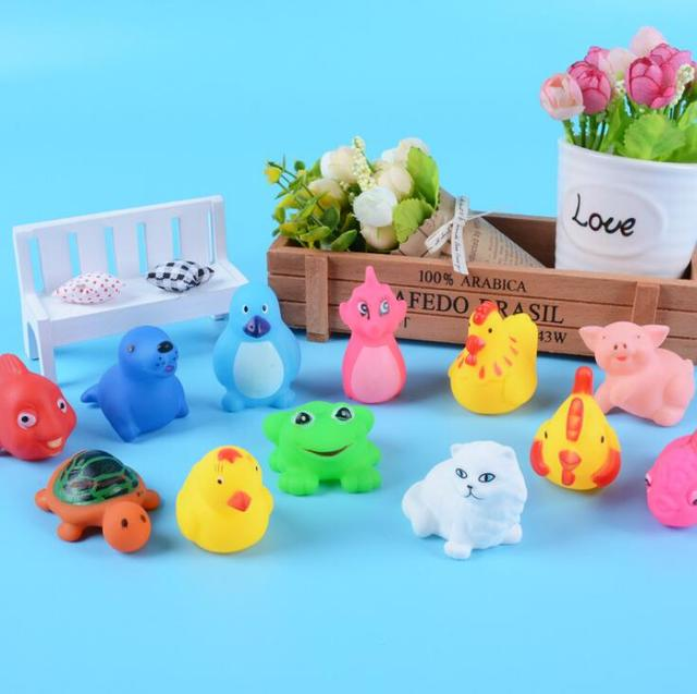 Animals Swimming Water Toys  4
