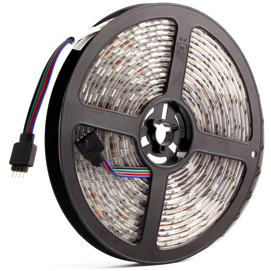 5050 12 V LED Strip Light Tape For Led TV Backlight SMD 5050 60Leds/M 12V Light Tape Diode Ribbon Tape Flexible NO Waterproof