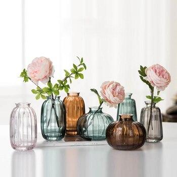 Nordic Art Glass Home Decoration
