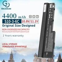 Golooloo 4400 mAh Da Bateria Do Portátil para Lenovo IdeaPad S100 S10 3 S205 S110 U160 S100c S205s U165 L09C3Z14 L09S6Y14 L09M6Y14 6 Células|Baterias p/ laptop| |  -