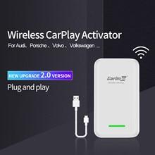 Drahtlose Carplay Adapter Verdrahtet Wireless Auto Carplay Aktivator Auto Auto-maschine Zusammenschaltung Handy USB Verbindung