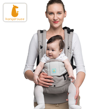 Kangarouse Volle Saison baumwolle ergonomische baby träger baby sling für neugeborenen bis 36 monat KG 200