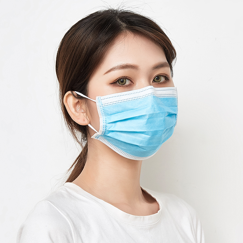 Image 3 - 10 Pieces/Pack Disposable Professional Medical Anti Dust Healthy Carbon Face Mask 3 Layers Mouth Masks