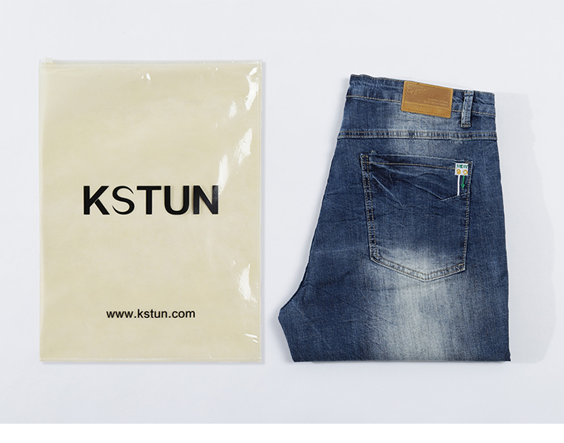 KSTUN 2020 Summer New Men's Stretch Short Jeans Blue Fashion Casual Slim Fit High Quality Denim Shorts Male Brand Clothes Pants 20