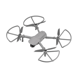 Image 2 - 2 in 1 Kits Propeller Guard with Heightening Landing Gears for DJI Mavic Air 2/Air 2S Drone Propellers Guards Accessory