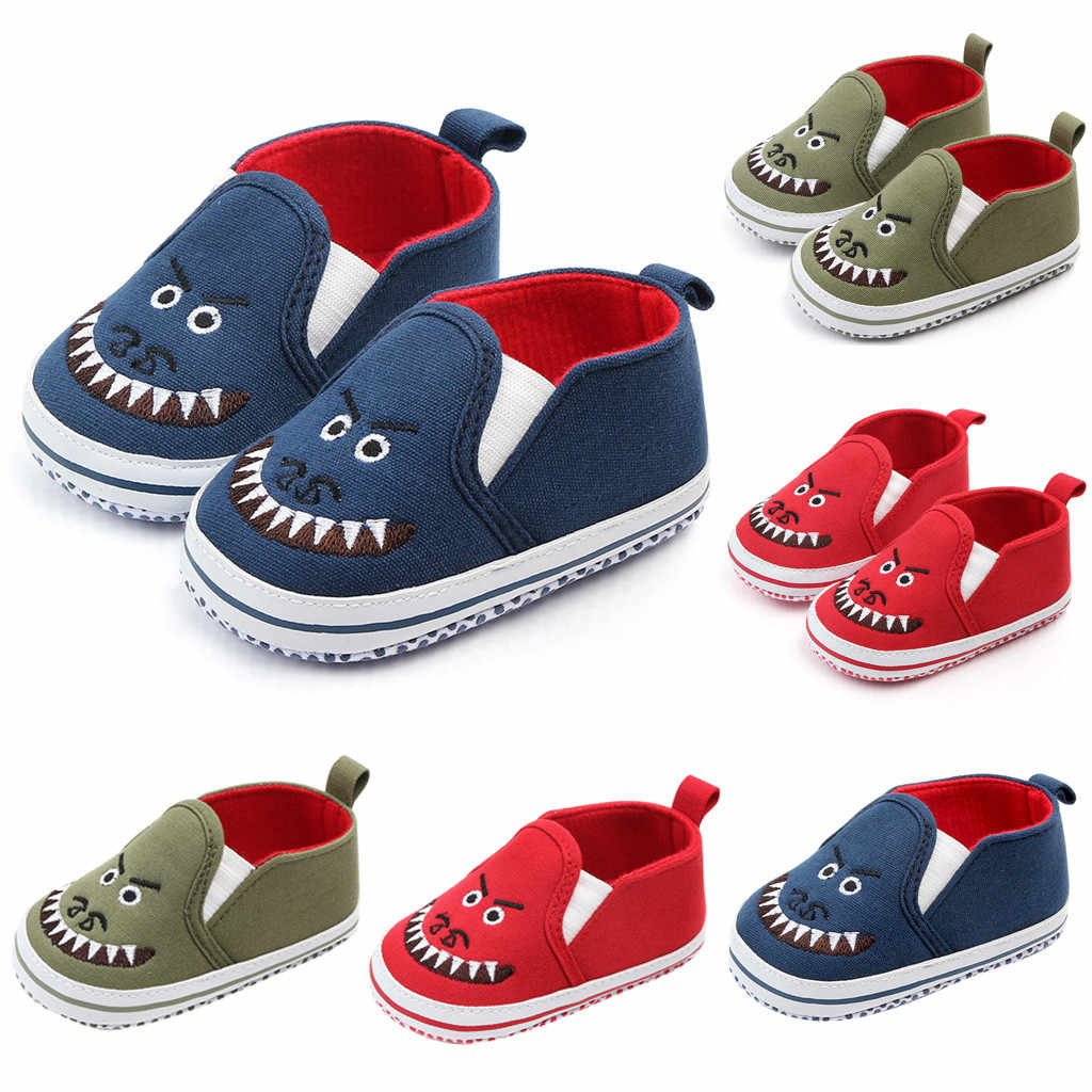 kids shoes 2019 Autumn Novel style Baby Girl Boys Shoes Comfortable Mixed Colors Fashion  First Walkers Dropshipping #81640