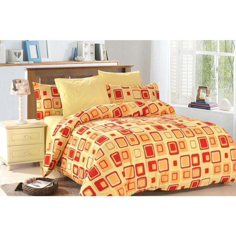 Bedding Set полутораспальный Amore Mio, Robert, yellow avenir 2626 lf71587a