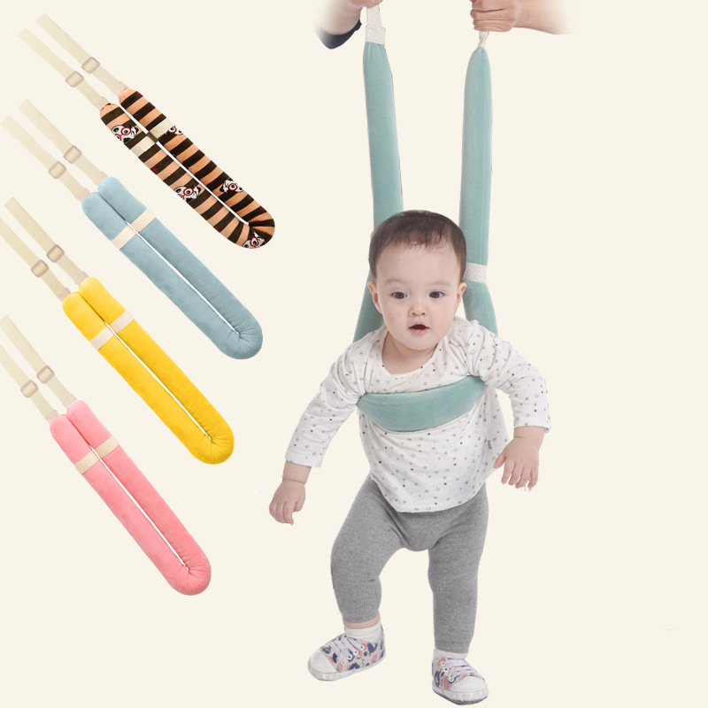 Harnesses Walking Baby Little-Kids Toddler for Leashes-Strap Stand-Up Learning-Belt