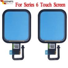 Lens-Panel Digitizer Touchscreen-Repiar Watch Apple 44mm Glass 40mm for 6-S6