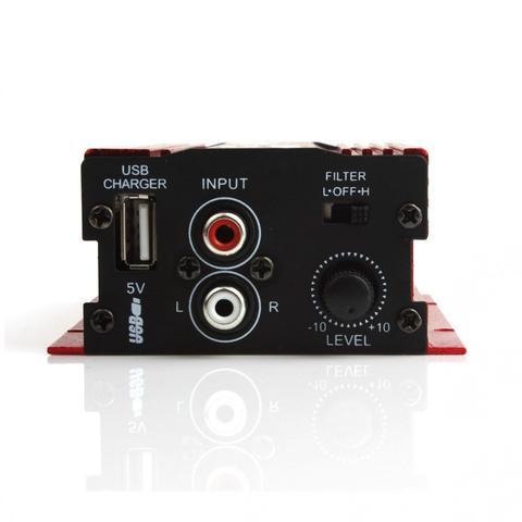 amplificador de audio hi fi estereo 500w mini